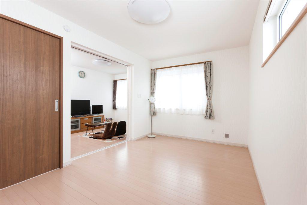 総2階への増築でゆとりの二世帯住宅に変身